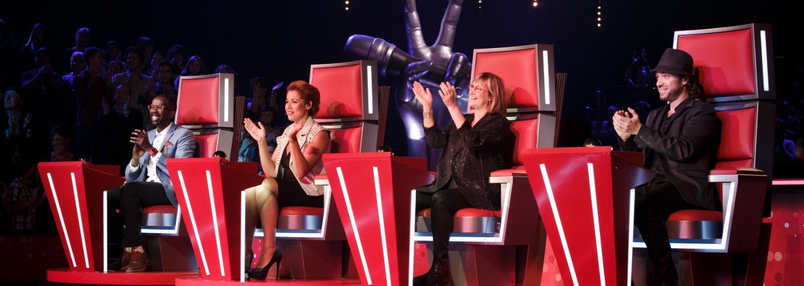 TV: The Voice Belgique