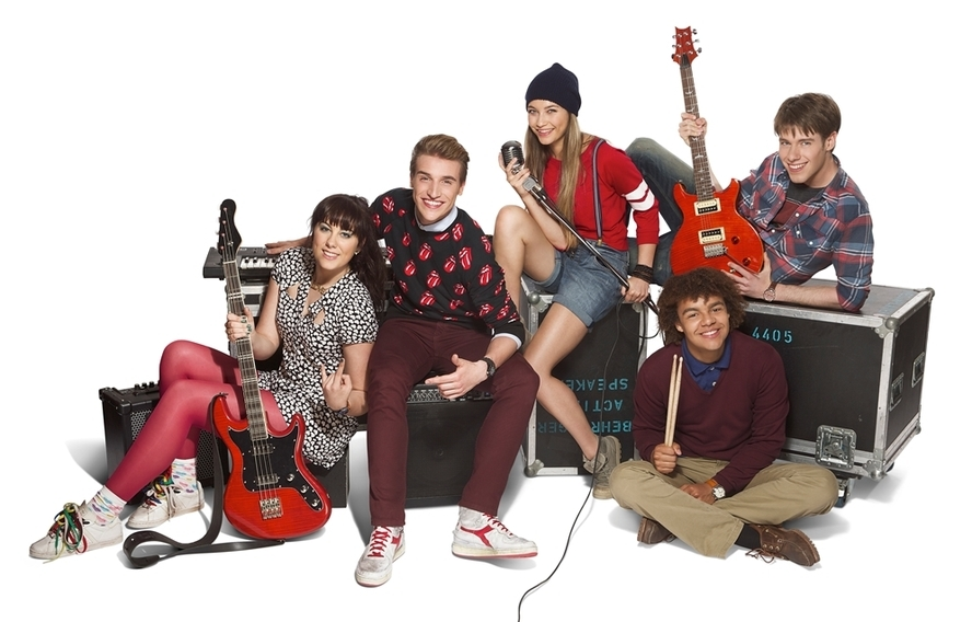 TV: Ghostrockers