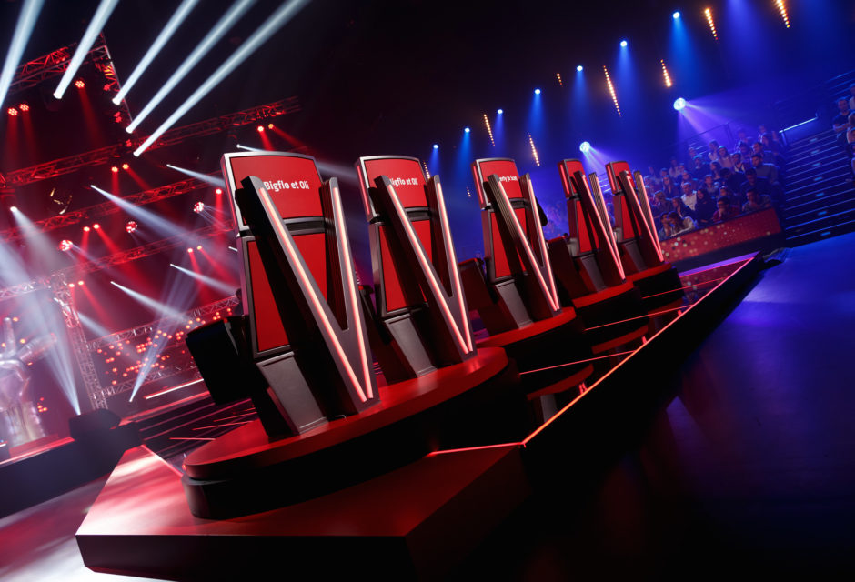 TV: The Voice Belgique 6
