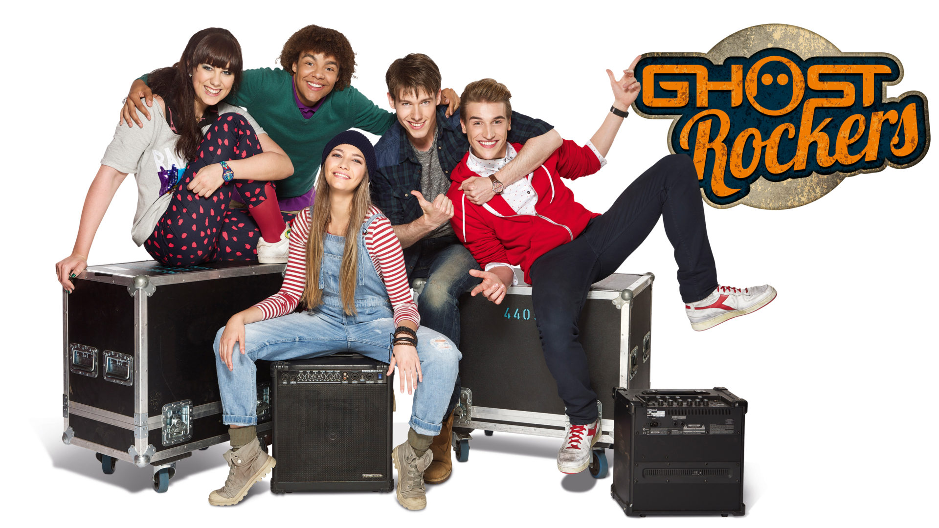 TV: Ghostrockers S03