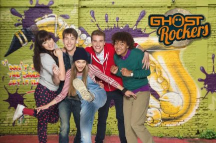 TV: Ghostrockers S04
